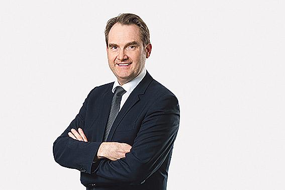 Portrait: Dr. Oliver Grün