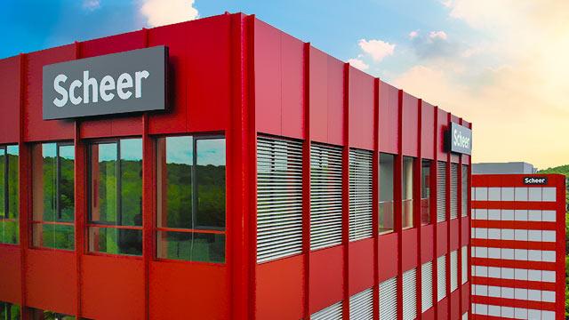 Scheer-Gebäude