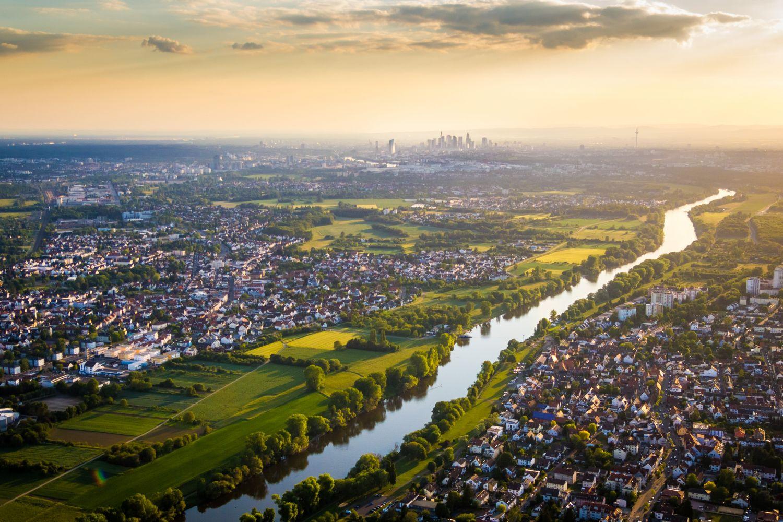 Die Region Frankfurt-Rhein-Main