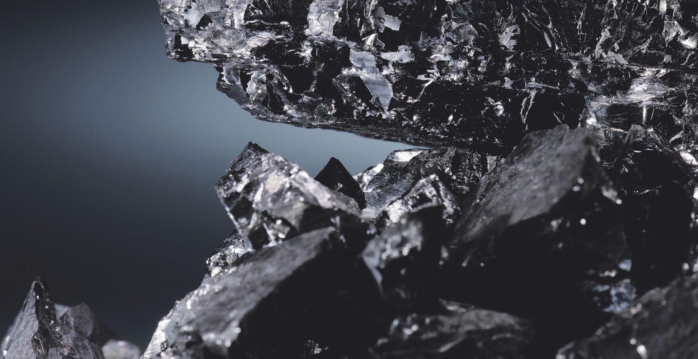 Mehrere Brocken Steinkohle; Thema: Energiemix
